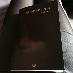 L'éromantique, d'Eliel Faure