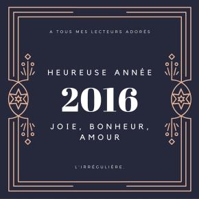 Lettre à 2016