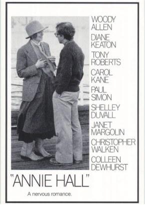 Annie Hall, de WoodyAllen