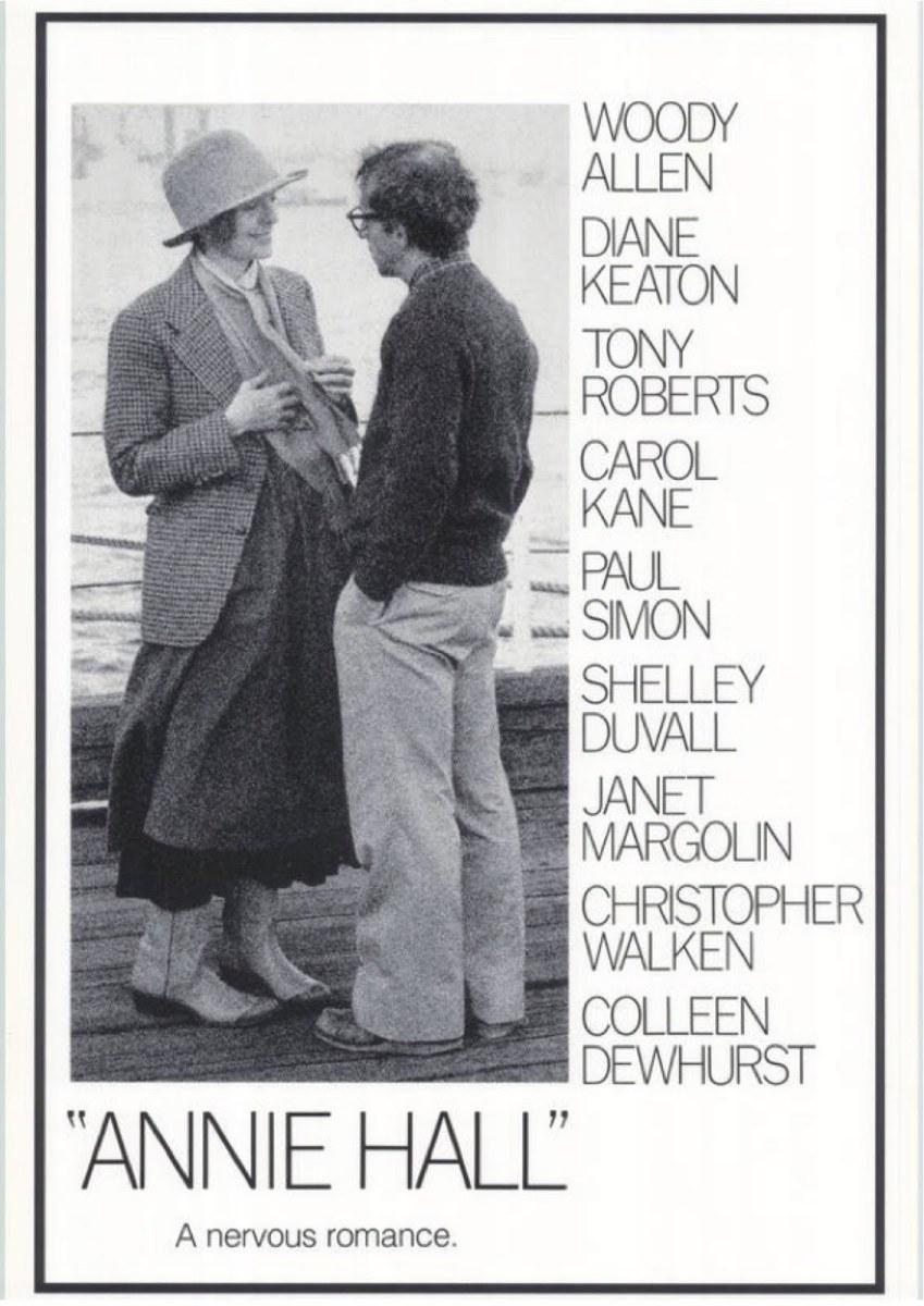 Annie Hall, de Woody Allen