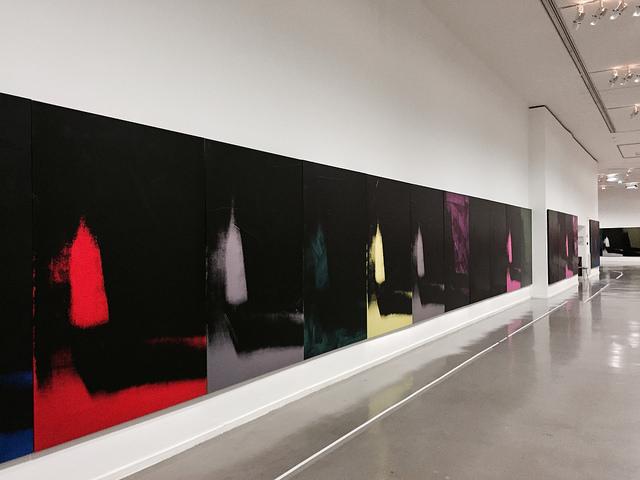 Andy Warhol - Shadows