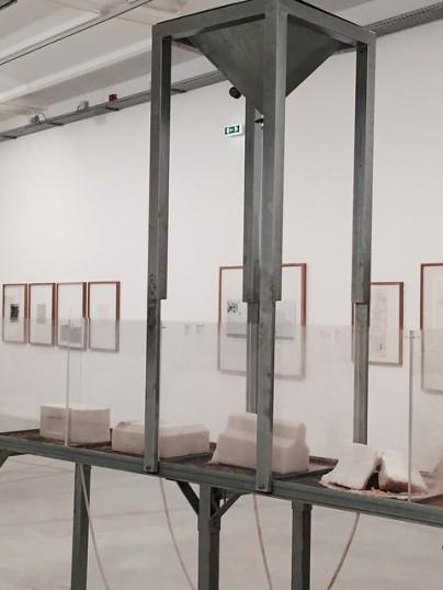 Superstudio - La moglie di Lot, Biennale di Venezia, 1978