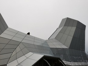 Les Turbulences – FRAC Centre, àOrléans