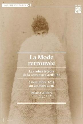 La Mode retrouvée – Les robes trésors de la comtesse Greffulhe, au PalaisGalliera