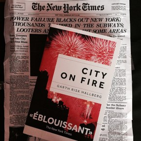 City on fire, de Garth Risk Hallberg