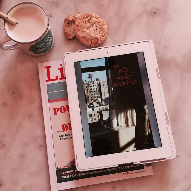 Nouvelles du New-Yorker
