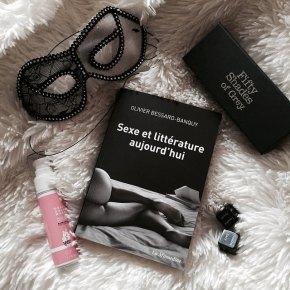 Sexe et littérature aujourd'hui, d'Olivier-Bessard-Banquy