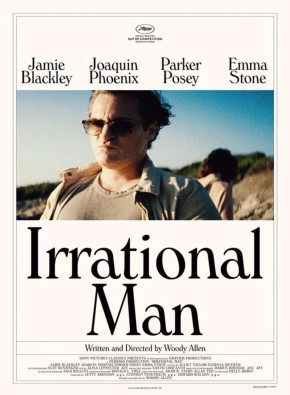 Irrational Man (L'Homme irrationnel), de Woody Allen