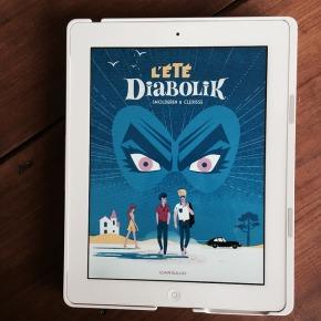 L'Été Diabolik, de Thierry Smolderen et AlexandreClerisse
