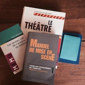 Manuel de mise en scène pour les passionnés de théâtre débutants ou expérimentés, d'AxelSénéquier