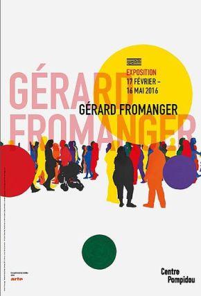 Gérard Fromanger àBeaubourg