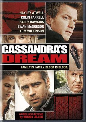 Cassandra's dream (Le Rêve de Cassandre), de WoodyAllen