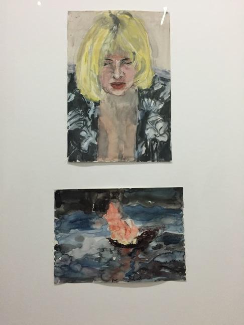 Anselm Kiefer - Virginia Woolf