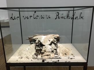 Anselm Kiefer - La lettre perdue