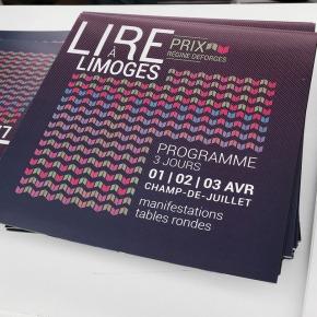 Lire à Limoges 2016, c'était comment?
