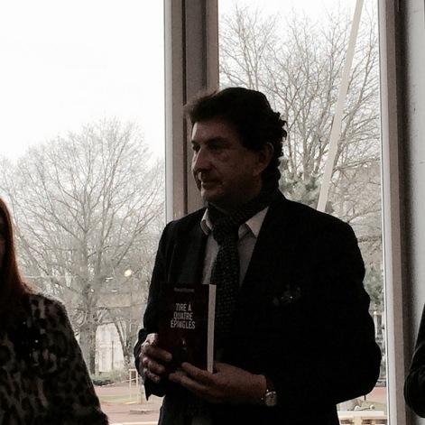 Le lauréat du prix coeur de France, Pascal Marmet