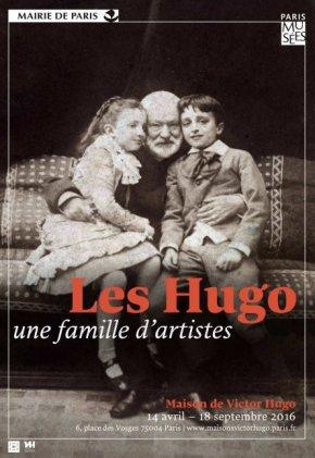 Les Hugo, une famille d'artistes à la maison de VictorHugo