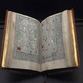 Magnifique manuscrit