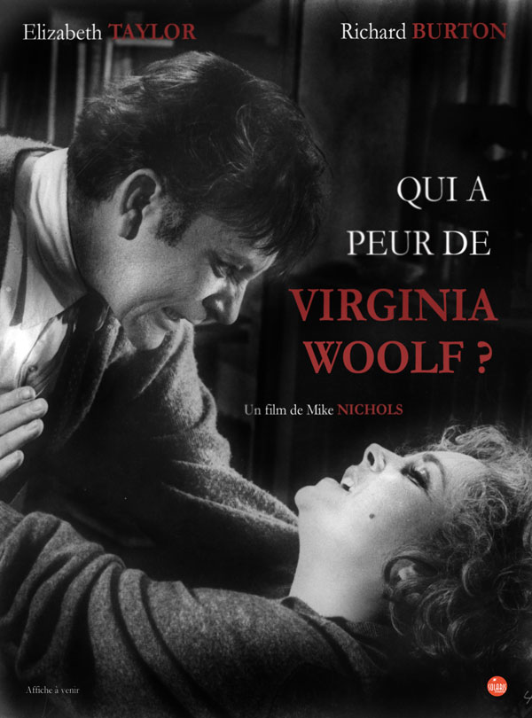 Qui a peur de Virginia Woolf