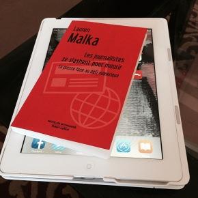Les journalistes se slashent pour mourir, la presse face au défi du numérique de LaurenMalka