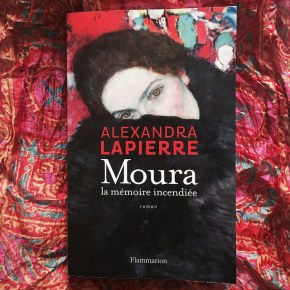 Moura, la mémoire incendiée d'Alexandra Lapierre