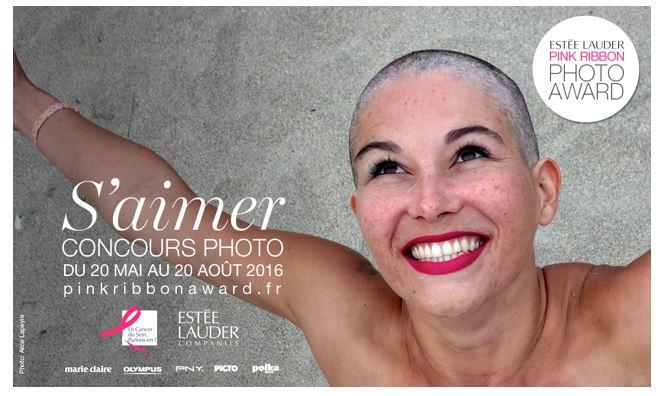 Pink Ribbon photo award