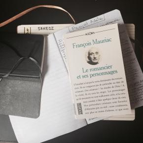 Le romancier et ses personnages, de FrançoisMauriac