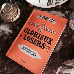 Le livre officiel des glorieux losers, de StephenPile