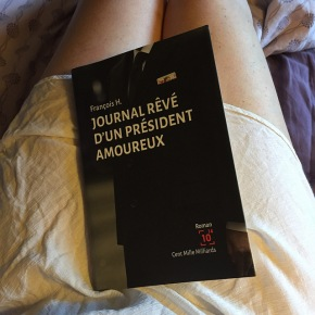 Journal rêvé d'un président amoureux, de FrançoisH