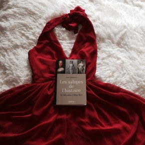 Les salopes de l'histoire, de Messaline à Mata Hari d'AgnèsGrossmann