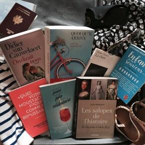 La valise de l'été2016