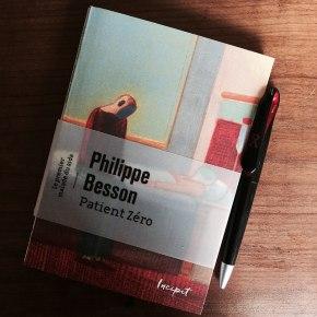Le Patient zéro, de PhilippeBesson