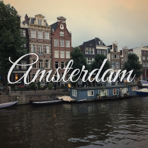 I Amsterdam : Mix and tips