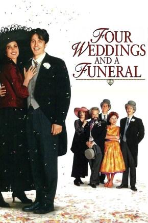 Four Weddings and a Funeral (Quatre mariages et un enterrement), de MikeNewell