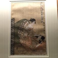 """Utamaro - L'heure du dragon, série """"les douze heures des maisons vertes"""""""