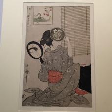 Utamaro - Takashima Ohisa