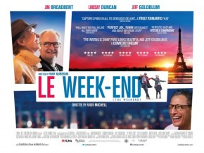 Le week-end (Un week-end à Paris), de Roger Michell