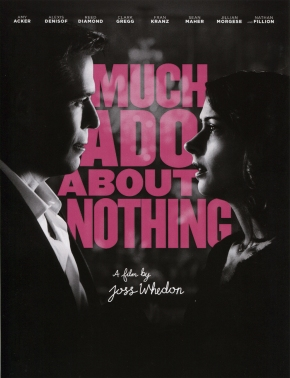 Much ado about nothing (Beaucoup de bruit pour rien), de Joss Whedon