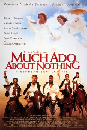 Much ado about Nothing (beaucoup de bruit pour rien) de Kenneth Branagh