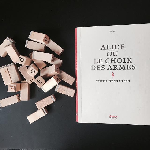 Alice ou le choix des armes