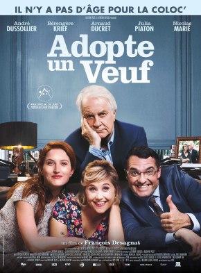 Adopte un veuf, de FrançoisDesagnat