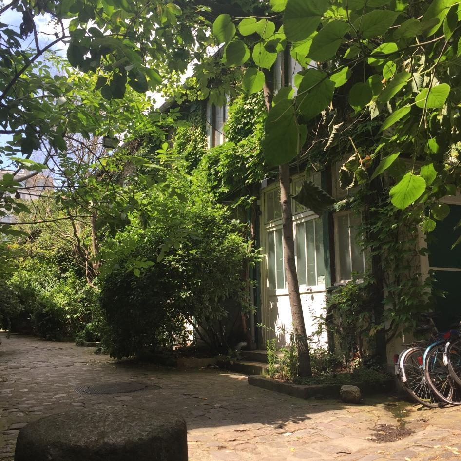 chemin du montparnasse