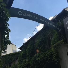 Paris secret : le chemin duMontparnasse