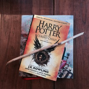 Harry Potter and the Cursed Child, de J. K. Rowling, John Tiffany & Jack Thorne