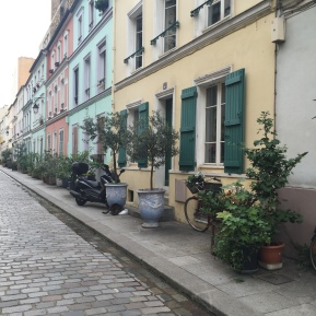 Paris Secret : la rue Crémieux
