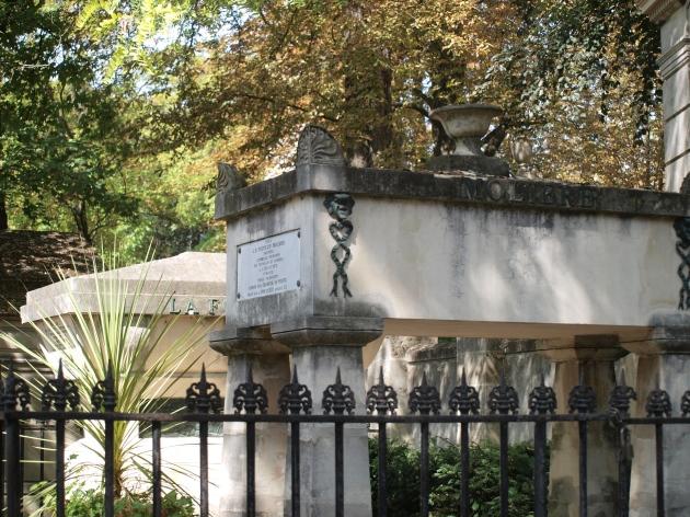 Molière et La fontaine