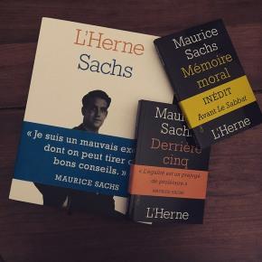 Maurice Sachs àl'Herne