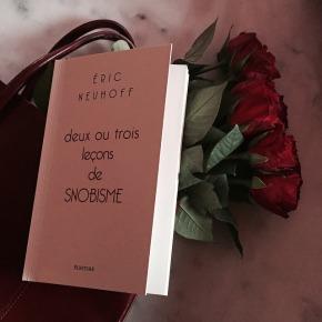 Deux ou trois leçons de snobisme, d'EricNeuhoff