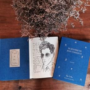 Le Mystère de Jean l'oiseleur de Jean Cocteau, aux Editions des SaintsPères