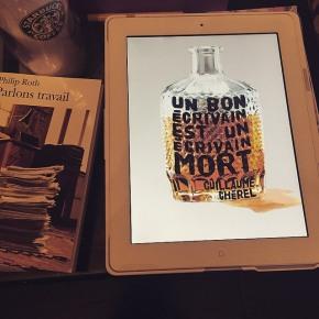 Un Bon Écrivain est un écrivain mort, de GuillaumeChérel